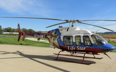 PAC gives new life to used helicopters