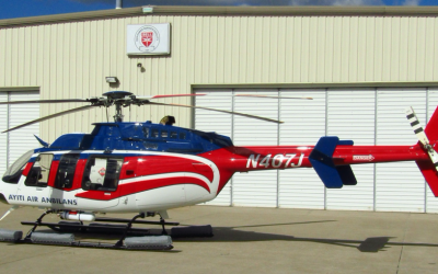 PAC International completes Bell 407 upgrades for Haiti Air Ambulance