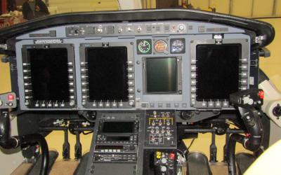 PAC International Updates Avionics Equipment on Bell 429