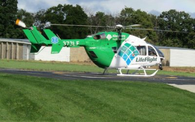 PAC International upgrades EC145 for Allegheny Health Network's LifeFlight Program